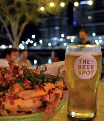 The Beer Spot Puerto Madero
