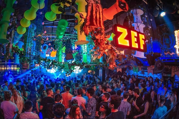 ZEF Club Palermo Buenos Aires